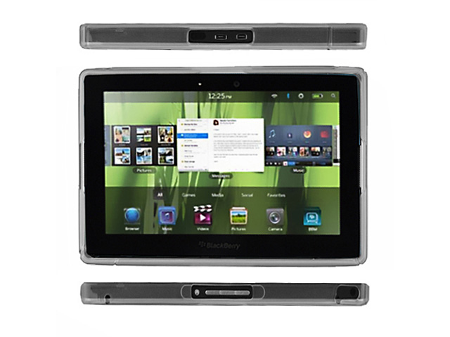 Crystal TPU Grip Case Hoes Blackberry PlayBook