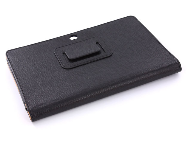 Classic Leather Stand Case voor Blackberry Playbook