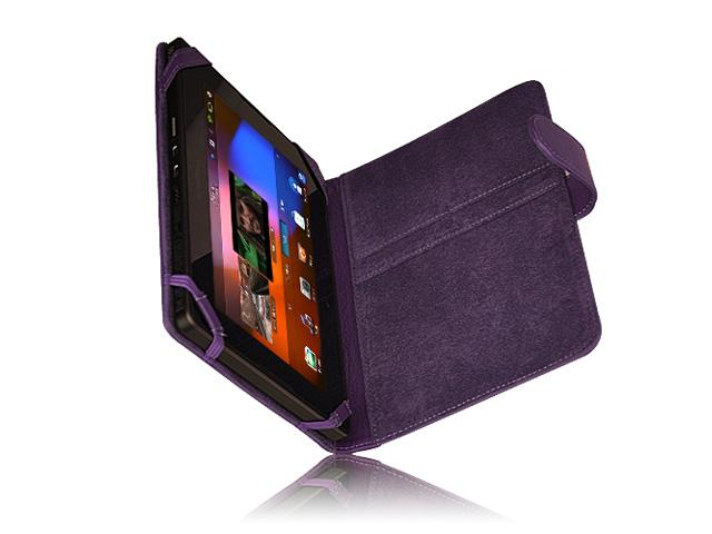 Kunstleren Book-Case Hoes Blackberry PlayBook