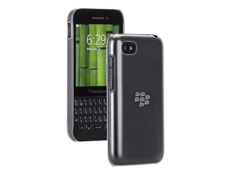 Case-Mate Barely There Crystal Hard Case voor Blackberry Q5