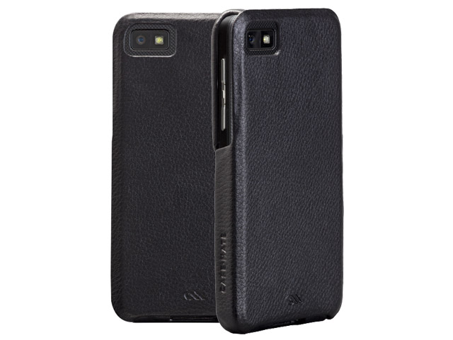 Case-Mate Signature Collection Leren Flip Case voor Blackberry Z10