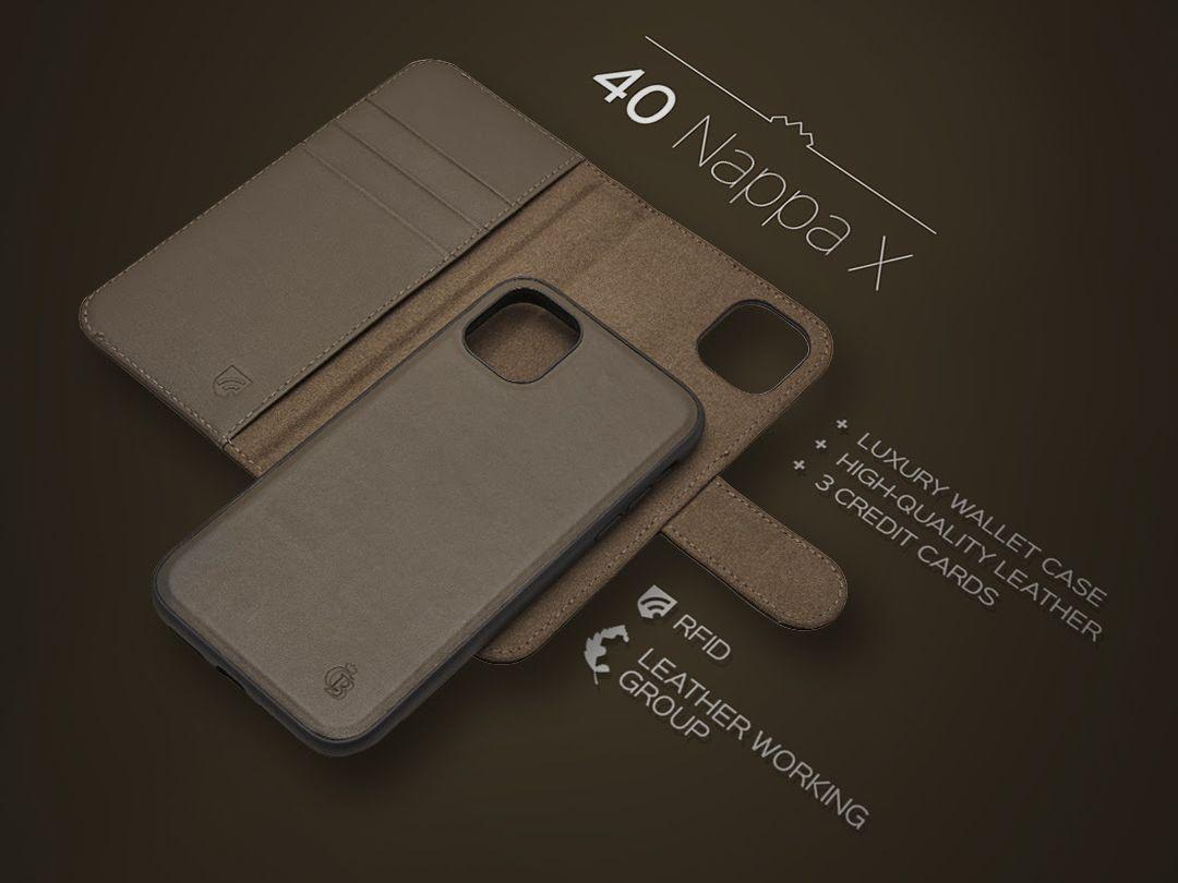 Castelijn & Beerens RFID Wallet Case voor iPhone