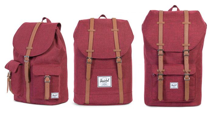 de nieuwe herschel backpacks voor deze zomer!