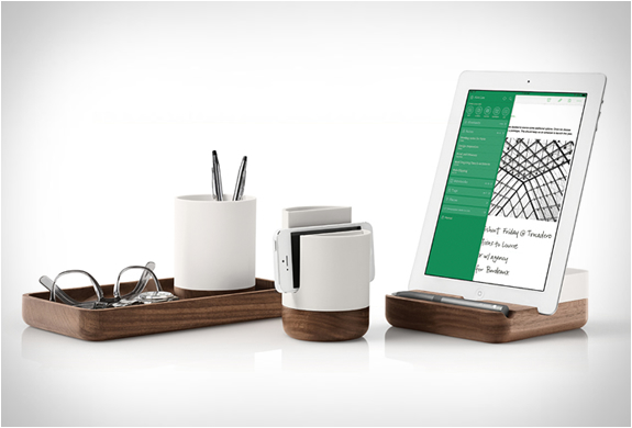 Bureau deluxe: pfeiffer collection by evernote