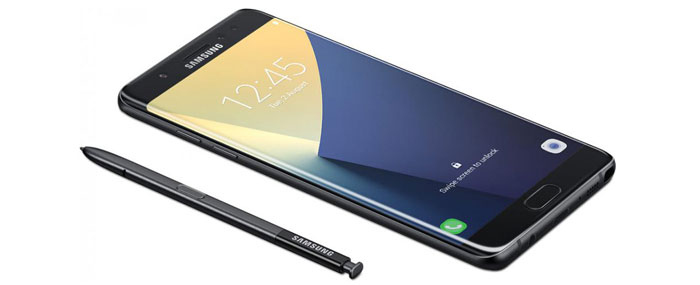 Samsung Galaxy Note 7 hoesjes