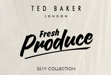 Fresh Produce: Ted Baker SS19 iPhone Hoesjes