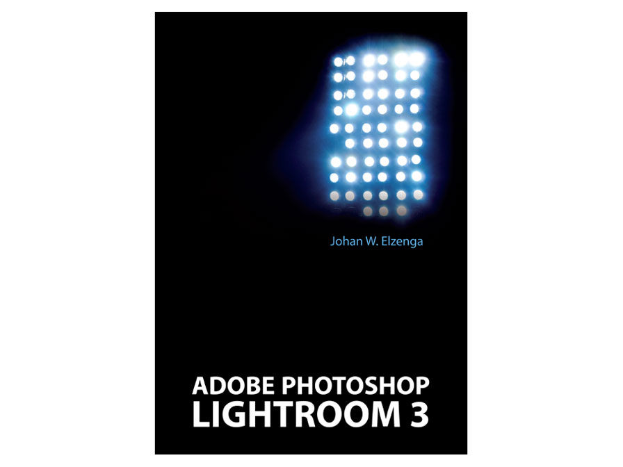 Boek - Adobe Photoshop Lightroom 3 - Johan W. Elzenga