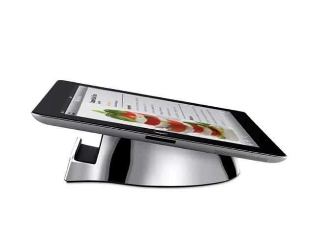 Belkin chef stand keuken standaard stylus voor tablet for Keuken ontwerpen op ipad