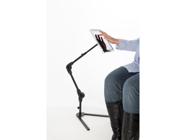 Brandsen Support Systems Music Stand met Koffer voor iPad