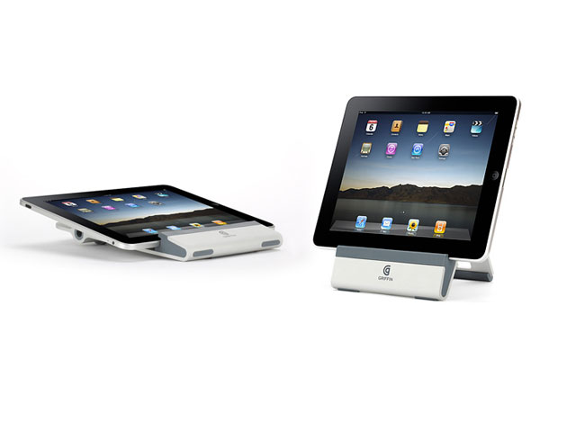 Griffin A-Frame Work & Media Stand voor Tablets