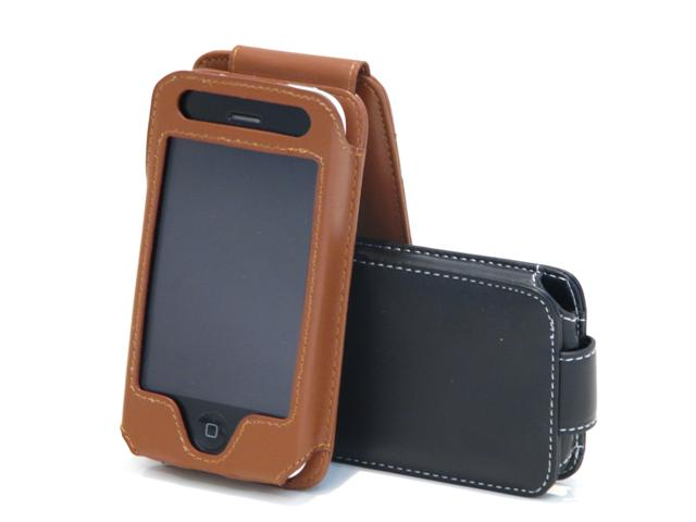 Classic Leather Case for iPhone 3G/3GS