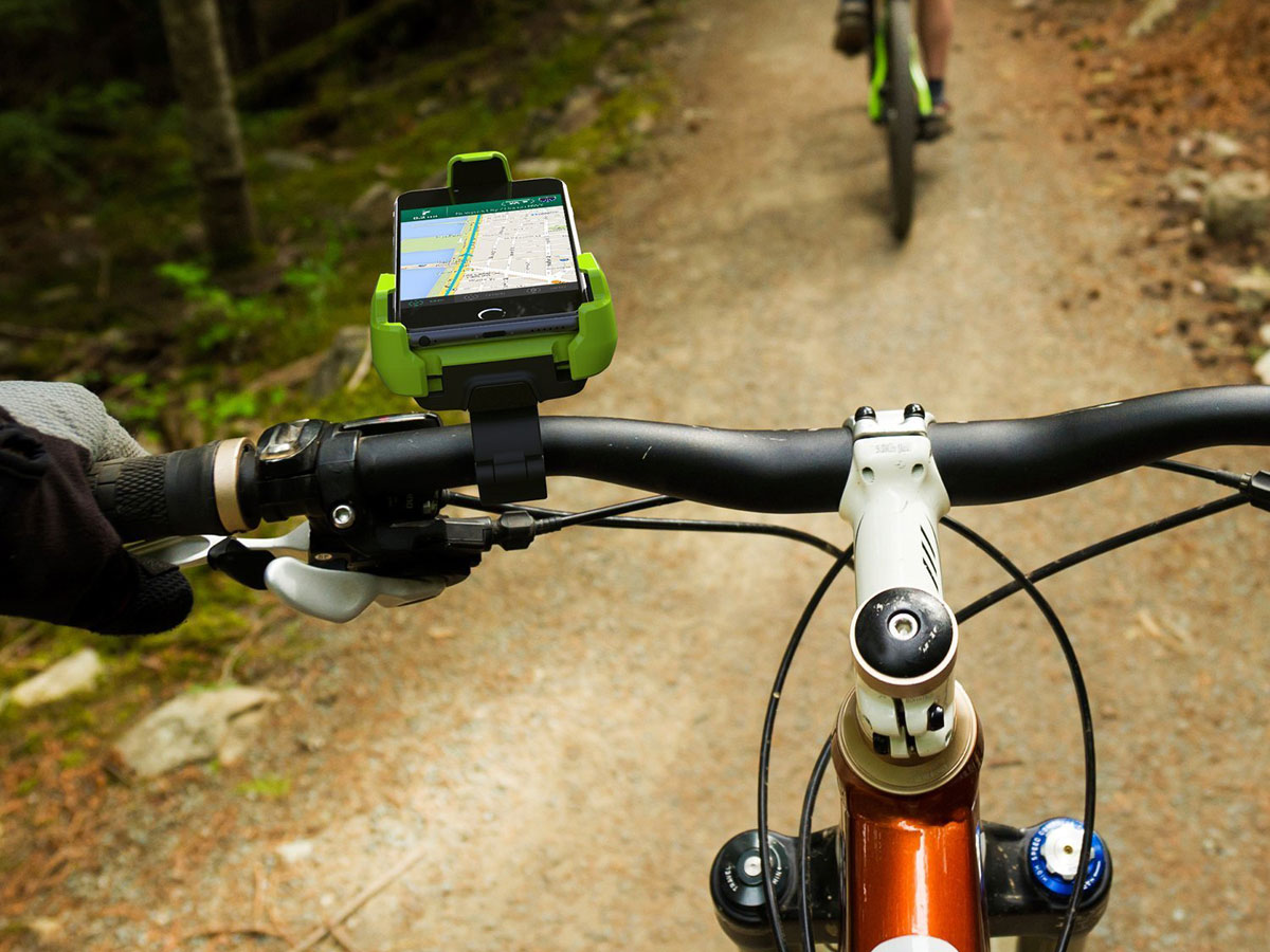 iOttie Active Edge Bike Mount - Universele Fietshouder