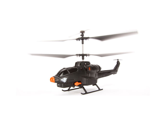 Griffin Helo TC Assault Helicopter voor iOS & Android
