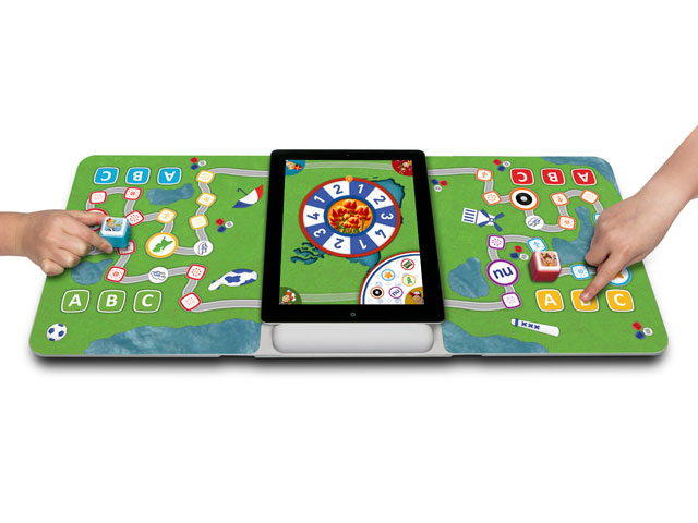 GameChanger iPad Bordspel - Met 9 interactieve bordspellen!