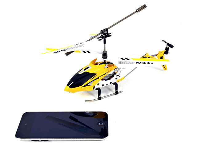 iSuper Bluetooth Controlled Helicopter voor iPhone, iPod en iPad