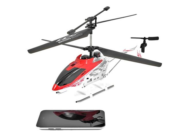iSuper XL Bluetooth Controlled Helicopter voor iPhone, iPod en iPad