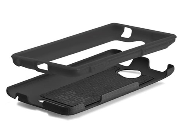 Case-Mate Tough Dual Protection Case voor HTC 8S