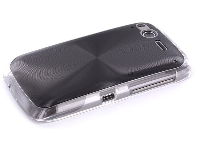 Disc Series Case Hoesje voor HTC Desire S