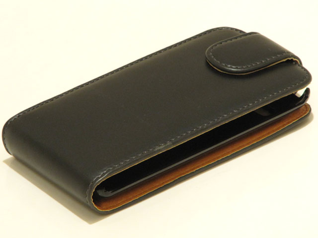 Classic Leather Case voor HTC Desire Z