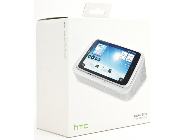 HTC Desktop Speaker Dock voor HTC One X (+) CR S650
