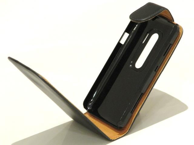 Classic Leather Case voor HTC Evo 3D