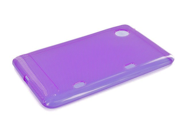Anti-Slip TPU Case Hoes Cover voor HTC Flyer