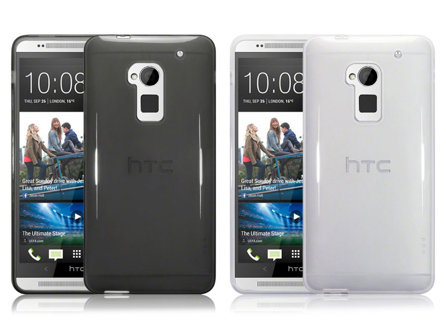 CaseBoutique TPU Soft Case Hoesje voor HTC One Max