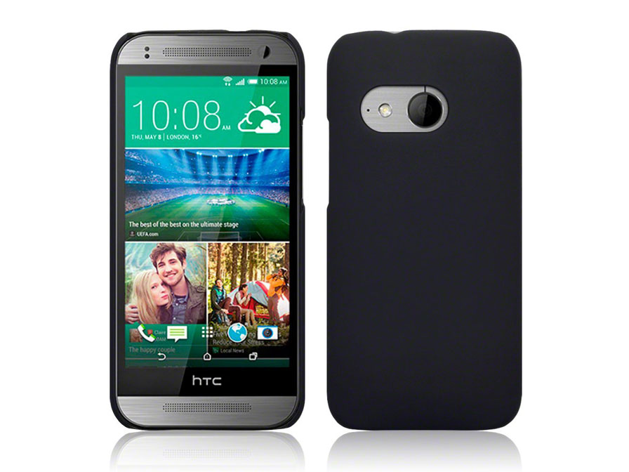 CaseBoutique Frosted Hard Case - Hoesje voor HTC One Mini 2