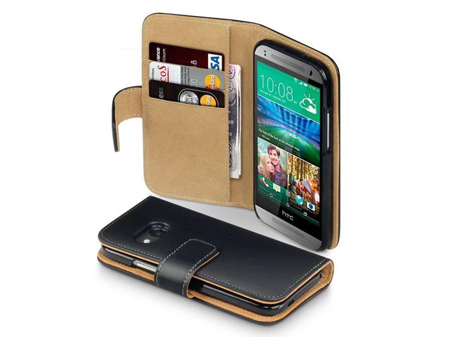 CaseBoutique Wallet Case - Hoesje voor HTC One Mini 2