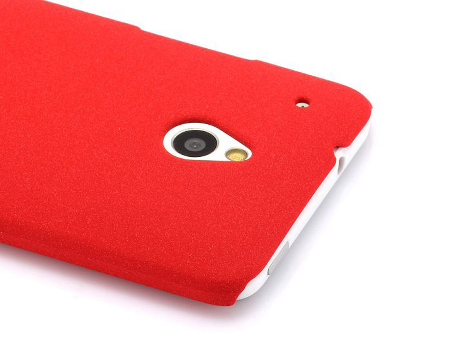 Anti-Slip Hard Case Hoesje voor HTC One Mini