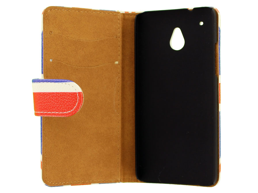 Great Brittain Book Case Hoesje voor HTC One Mini (M4)