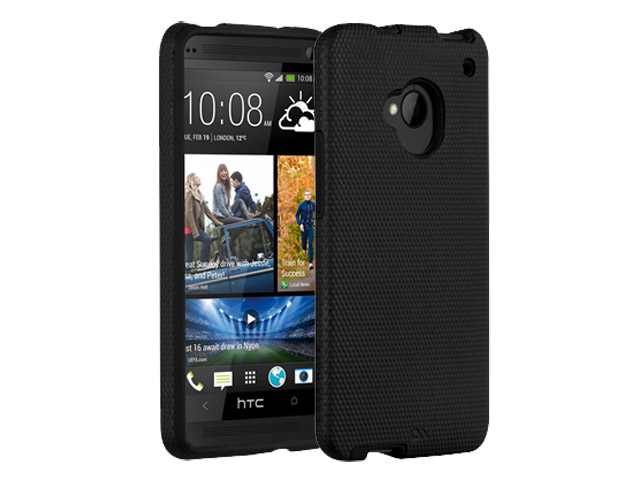 Case-Mate Tough Dual Protection Case voor HTC One (M7)