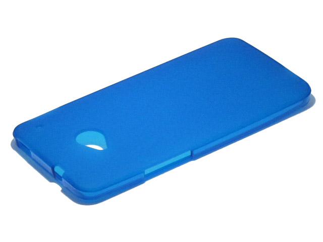 Color Series TPU Soft Case Hoesje voor HTC One (M7)