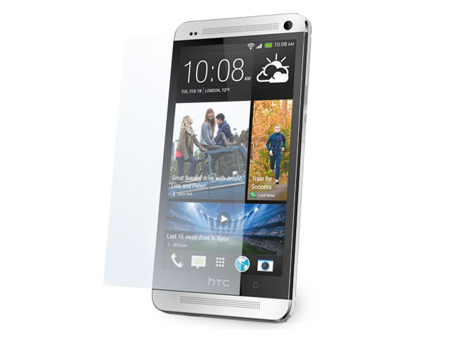 Clear Screenprotector voor HTC One (M7)