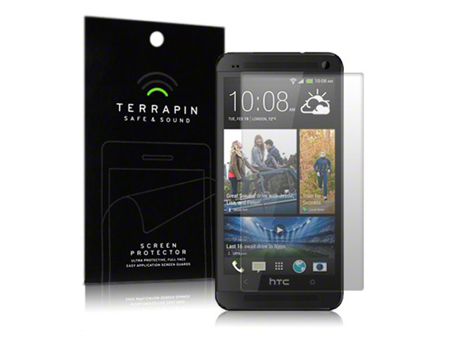 Clear Screenprotector voor HTC One M7 (6-pack)