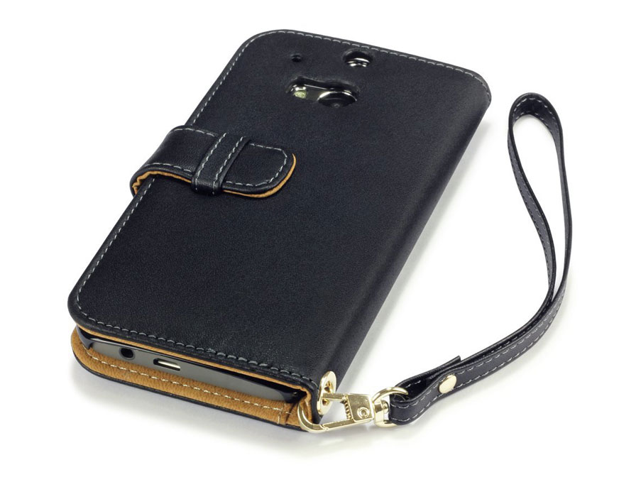 CaseBoutique Wallet Case - Hoesje voor HTC One M8