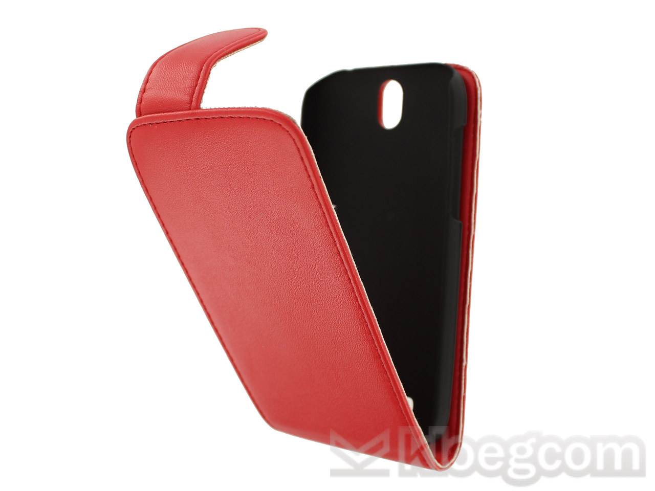 Classic Leather Case voor HTC One SV