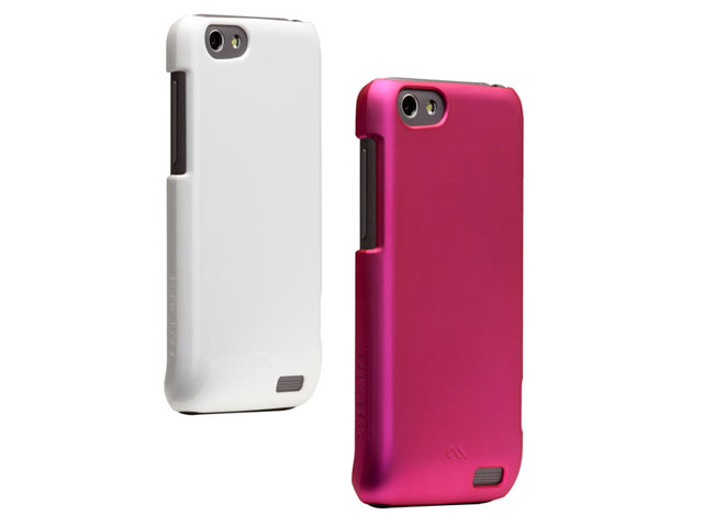 Case-Mate Barely There Case voor HTC One V