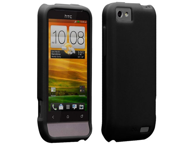 Case-Mate Emerge Smooth TPU Case voor HTC One V