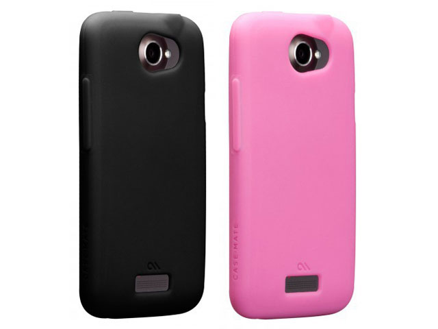 Case-Mate Emerge Smooth TPU Case voor HTC One X