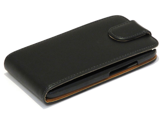 Classic Leather Case voor HTC One X