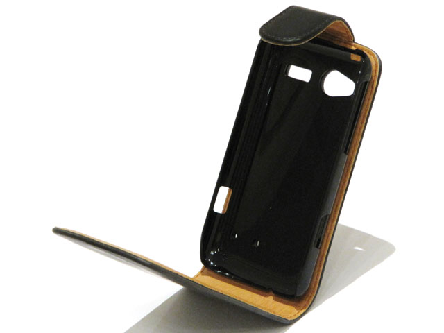 Classic Leather Case voor HTC Radar