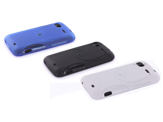 Eye Series TPU Case Hoesje voor HTC Sensation