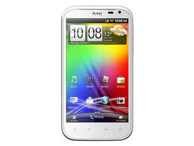 Clear Screenprotector voor HTC Sensation XL