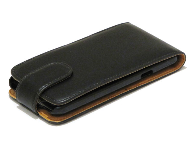 Classic Leather Case voor HTC Titan
