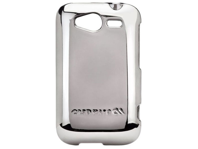 Case-Mate Barely There Chrome voor HTC Wildfire S