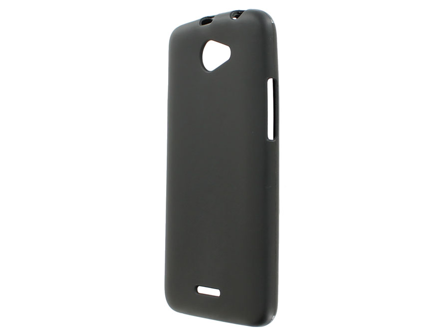 Frosted TPU Soft Case - Hoesje voor HTC Desire 516