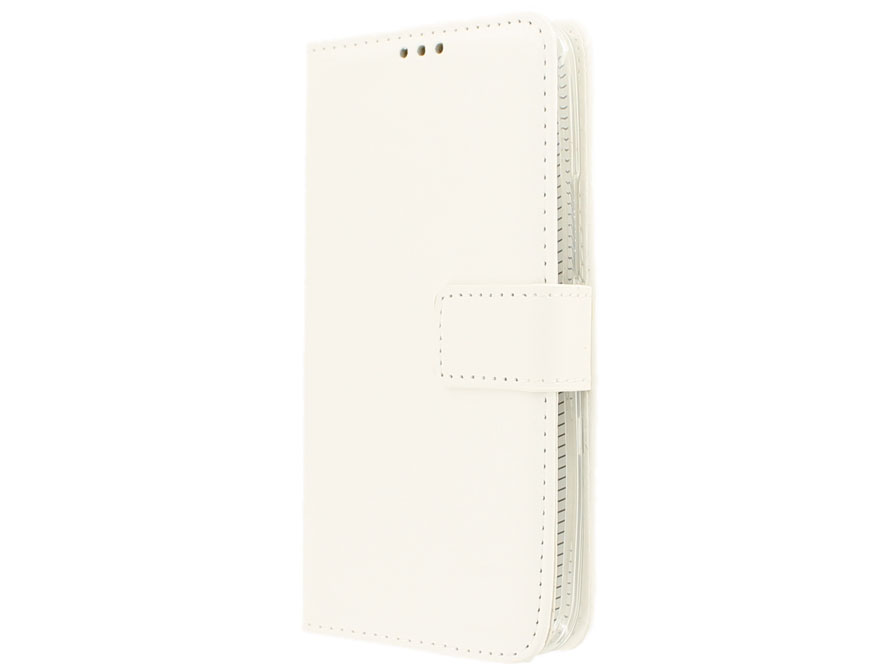 Wallet Bookcase - HTC 10 hoesje (Wit)