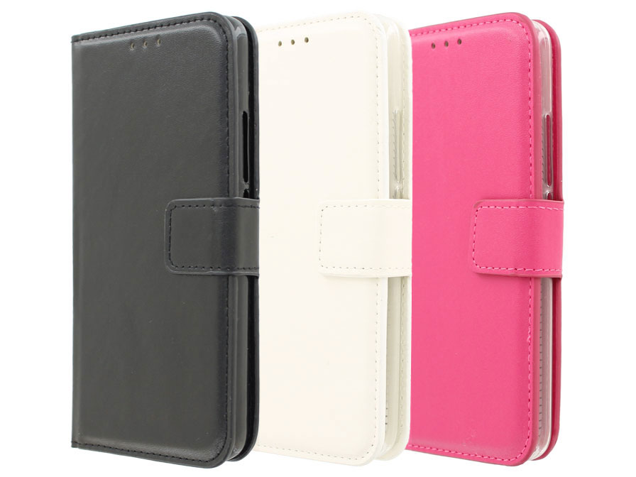 HTC One A9 Hoesje - Wallet Book Case