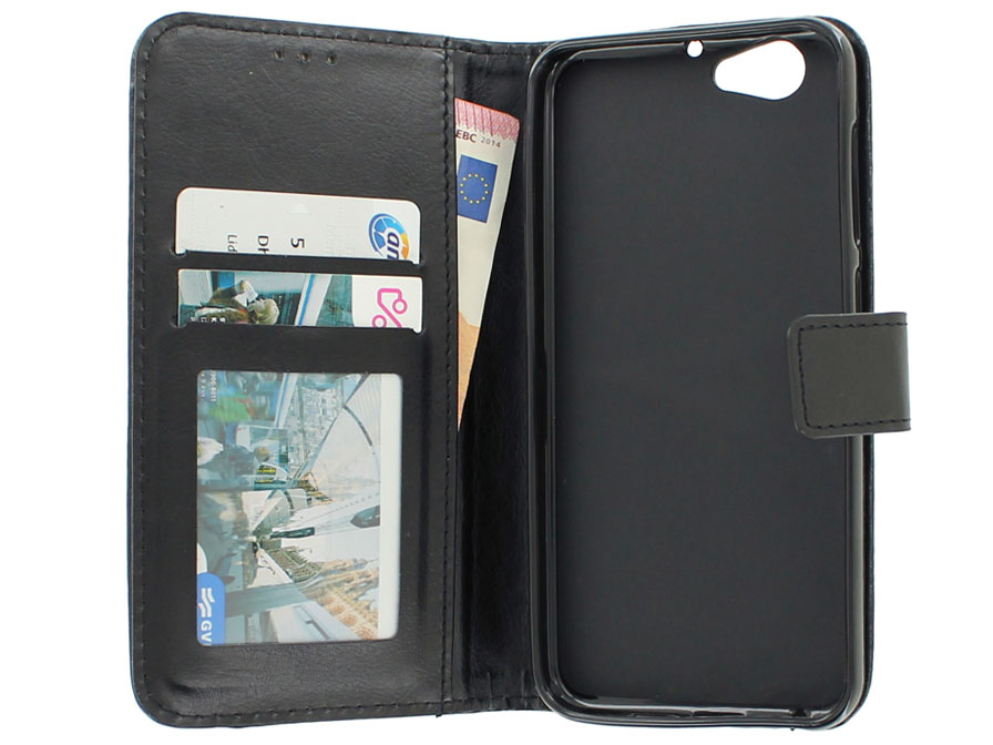 Wallet Bookcase - HTC One A9s hoesje